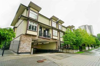 "Photo 2: 219 5588 PATTERSON Avenue in Burnaby: Central Park BS Townhouse for sale in ""DECORUS"" (Burnaby South)  : MLS®# R2509590"