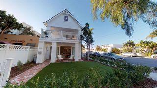 Photo 1: CORONADO VILLAGE House for sale : 4 bedrooms : 1124 8Th St in Coronado