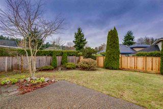 Photo 37: 14917 24A AVENUE in Surrey: Sunnyside Park Surrey House for sale (South Surrey White Rock)  : MLS®# R2519092