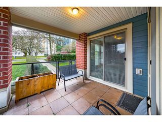 Photo 30: 109 245 ROSS Drive in New Westminster: Fraserview NW Condo for sale : MLS®# R2527490
