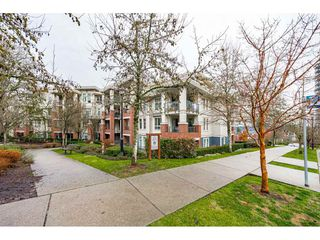 Photo 1: 109 245 ROSS Drive in New Westminster: Fraserview NW Condo for sale : MLS®# R2527490