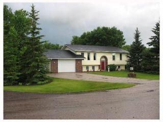 Photo 1: 526 ELM Street in ILEDESCH: Glenlea / Ste. Agathe / St. Adolphe / Grande Pointe / Ile des Chenes / Vermette / Niverville Residential for sale (Winnipeg area)  : MLS®# 2706677