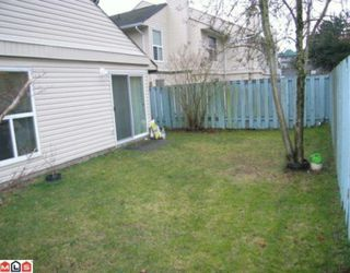 "Photo 9: 38 3030 TRETHEWEY Street in Abbotsford: Abbotsford West Townhouse for sale in ""CLEARBROOK VILLAGE"" : MLS®# F1000137"