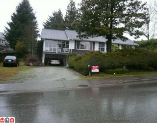 Main Photo: 31531 UPPER MACLURE Road in Abbotsford: Abbotsford West House for sale : MLS®# F1000887