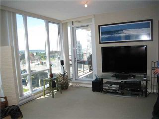 "Photo 6: 1902 550 PACIFIC Street in Vancouver: False Creek North Condo for sale in ""Aqua At The Park"" (Vancouver West)  : MLS®# V837336"