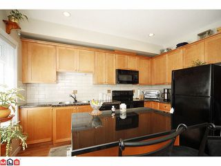 "Photo 5: 52 6852 193RD Street in Surrey: Clayton Townhouse for sale in ""INDIGO"" (Cloverdale)  : MLS®# F1025837"