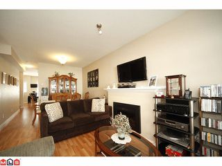 "Photo 3: 52 6852 193RD Street in Surrey: Clayton Townhouse for sale in ""INDIGO"" (Cloverdale)  : MLS®# F1025837"