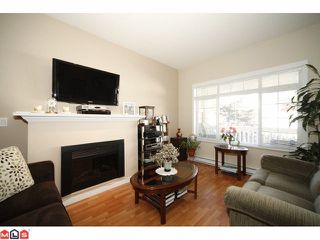 "Photo 2: 52 6852 193RD Street in Surrey: Clayton Townhouse for sale in ""INDIGO"" (Cloverdale)  : MLS®# F1025837"