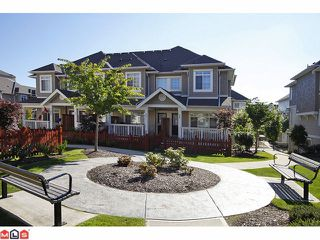 "Photo 10: 52 6852 193RD Street in Surrey: Clayton Townhouse for sale in ""INDIGO"" (Cloverdale)  : MLS®# F1025837"