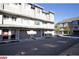 "Photo 9: 52 6852 193RD Street in Surrey: Clayton Townhouse for sale in ""INDIGO"" (Cloverdale)  : MLS®# F1025837"