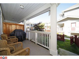 "Photo 8: 52 6852 193RD Street in Surrey: Clayton Townhouse for sale in ""INDIGO"" (Cloverdale)  : MLS®# F1025837"