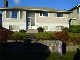 Main Photo: 538 E 2ND Street in North Vancouver: Lower Lonsdale House for sale : MLS®# V861714