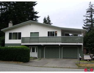 "Photo 1: 4653 197TH Street in Langley: Langley City House for sale in ""MASON HEIGHTS"" : MLS®# F2916893"
