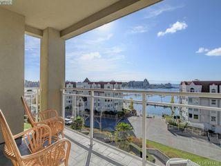 Photo 3: 508 165 Kimta Road in VICTORIA: VW Songhees Condo Apartment for sale (Victoria West)  : MLS®# 417436