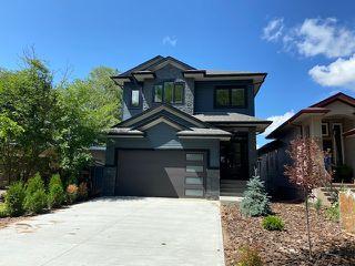 Main Photo: 8A Grosvenor Boulevard: St. Albert House for sale : MLS®# E4189204