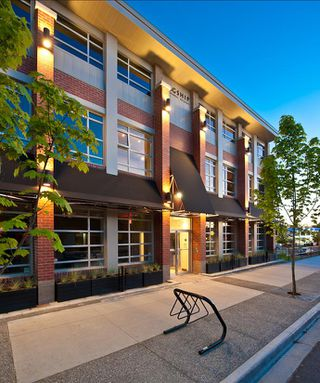 Photo 2: 202 22320 LOUGHEED in Maple Ridge: East Central Office for lease : MLS®# C8031928