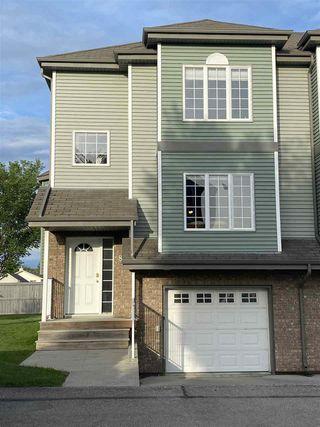 Photo 1: 8 5102 30 Avenue: Beaumont Townhouse for sale : MLS®# E4203426