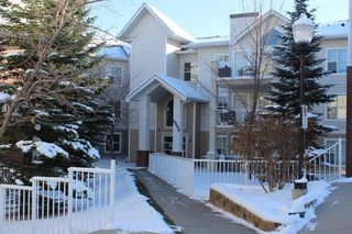 Photo 2: 106 6800 Hunterview Drive NW in Calgary: Huntington Hills Apartment for sale : MLS®# A1044806