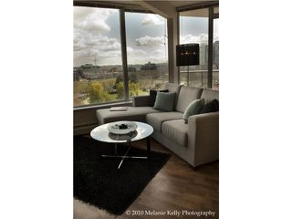 """Photo 3: 709 58 KEEFER Place in Vancouver: Downtown VW Condo for sale in """"FIRENZE"""" (Vancouver West)  : MLS®# V820185"""