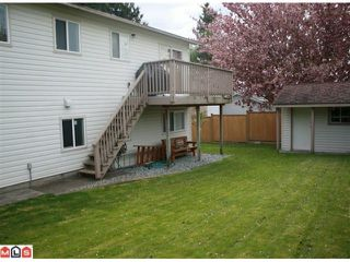 "Photo 4: 34855 CHAMPLAIN in Abbotsford: Abbotsford East House for sale in ""McMillan & Everett area"" : MLS®# F1011087"