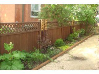 Photo 14: 498 CRAIG Street in WINNIPEG: West End / Wolseley Residential for sale (West Winnipeg)  : MLS®# 1010671