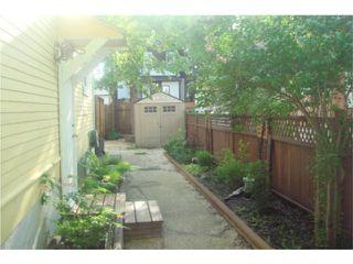 Photo 13: 498 CRAIG Street in WINNIPEG: West End / Wolseley Residential for sale (West Winnipeg)  : MLS®# 1010671