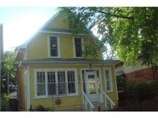 Photo 1: 498 CRAIG Street in WINNIPEG: West End / Wolseley Residential for sale (West Winnipeg)  : MLS®# 1010671