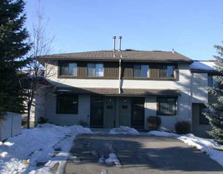 Photo 1:  in CALGARY: Braeside Braesde Est Townhouse for sale (Calgary)  : MLS®# C3107438