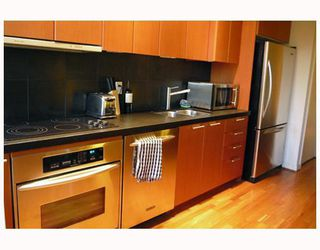 """Photo 3: 712 1333 W GEORGIA Street in Vancouver: Coal Harbour Condo for sale in """"THE QUBE"""" (Vancouver West)  : MLS®# V744748"""
