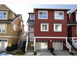 "Photo 1: 23 3088 FRANCIS Road in Richmond: Seafair Townhouse for sale in ""SEAFAIR WEST"" : MLS®# V753520"