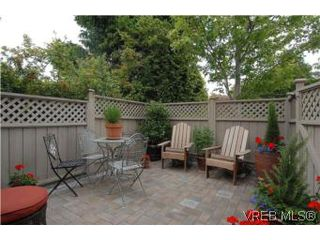 Photo 17: 3850 Stamboul St in VICTORIA: SE Mt Tolmie Row/Townhouse for sale (Saanich East)  : MLS®# 506852