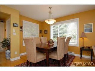 Photo 5: 3850 Stamboul St in VICTORIA: SE Mt Tolmie Row/Townhouse for sale (Saanich East)  : MLS®# 506852
