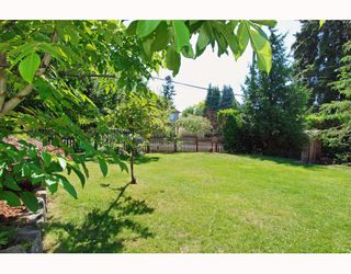 Photo 10: 2349 CHESTERFIELD Avenue in North_Vancouver: Central Lonsdale House for sale (North Vancouver)  : MLS®# V778827