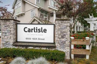 """Photo 20: 2 6555 192A Street in Surrey: Clayton Townhouse for sale in """"Carlisle at  Southlands"""" (Cloverdale)  : MLS®# R2399002"""