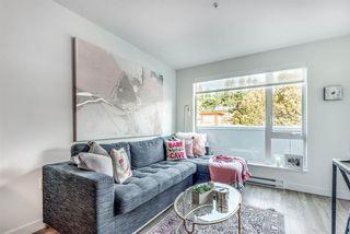 "Photo 9: 211 1061 MARINE Drive in North Vancouver: Norgate Condo for sale in ""X 61"" : MLS®# R2401195"