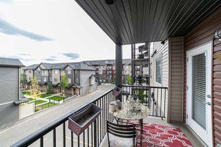 Photo 26: 301 9519 160 Avenue in Edmonton: Zone 28 Condo for sale : MLS®# E4175136