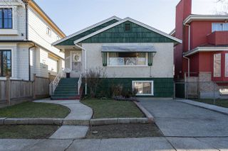"Photo 1: 4626 WINDSOR Street in Vancouver: Fraser VE House for sale in ""Fraserhood"" (Vancouver East)  : MLS®# R2446066"