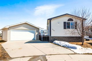 Photo 1: 440 Oak Wood Crescent in Edmonton: Zone 42 Mobile for sale : MLS®# E4194896