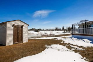 Photo 23: 440 Oak Wood Crescent in Edmonton: Zone 42 Mobile for sale : MLS®# E4194896