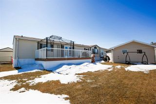Photo 25: 440 Oak Wood Crescent in Edmonton: Zone 42 Mobile for sale : MLS®# E4194896