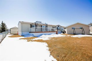 Photo 32: 440 Oak Wood Crescent in Edmonton: Zone 42 Mobile for sale : MLS®# E4194896