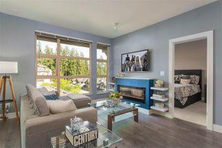 """Photo 2: 403 3602 ALDERCREST Drive in North Vancouver: Roche Point Condo for sale in """"Destiny 2"""" : MLS®# R2457674"""