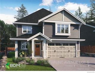 Photo 1: 1279 Flint Ave in Langford: La Bear Mountain Single Family Detached for sale : MLS®# 834784