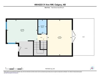 Photo 33: 408 6223 31 Avenue NW in Calgary: Bowness Row/Townhouse for sale : MLS®# A1024048