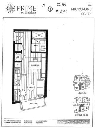 "Photo 17: 710 13325 102A Avenue in Surrey: Whalley Condo for sale in ""ULTRA"" (North Surrey)  : MLS®# R2490617"