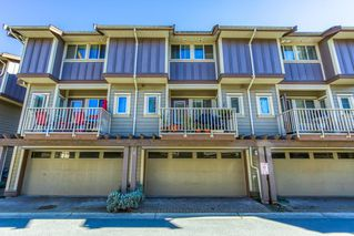 Photo 1: 8 7867 120 Street in Delta: Scottsdale Townhouse for sale (N. Delta)  : MLS®# R2503133