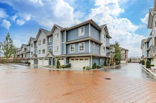 "Main Photo: 19 843 EWEN Avenue in New Westminster: Queensborough Townhouse for sale in ""EWEN"" : MLS®# R2511958"