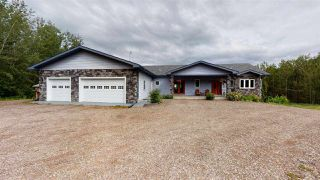 Photo 1: 52467 RGE RD 214 Road: Rural Strathcona County House for sale : MLS®# E4224880