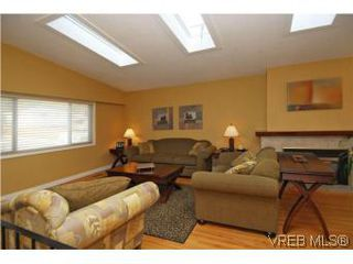 Photo 4: 4255 Parkside Crescent in VICTORIA: SE Mt Doug Single Family Detached for sale (Saanich East)  : MLS®# 274604