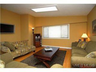 Photo 2: 4255 Parkside Crescent in VICTORIA: SE Mt Doug Single Family Detached for sale (Saanich East)  : MLS®# 274604